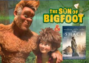 Tivoli Drive-In theatre – Win a Great Night Out at Tivoli Drive In to Enjoy The Animated Family Comedy Son of Bigfoot