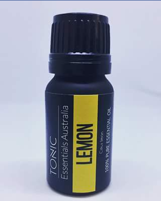 Tonic Essentials Australia – Win a Bottle of Lemon Oil