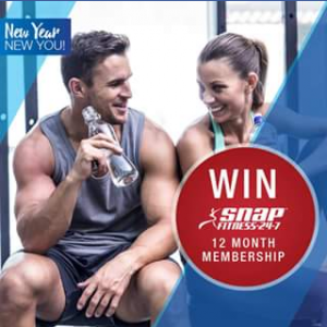 TownCentre Victoria Point – Win a 12 Month Snap Fitness Victoria Point Membership Worth Over $730 Simply Tell Us How You Would Create a New You In The New Year (prize valued at $1,130)