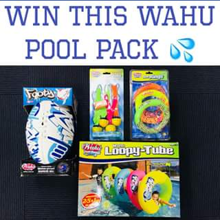 Toyworld Canberra – Win this Awesome Pool Pack Simply Like this Post & Like Our Page Toyworld Canberra