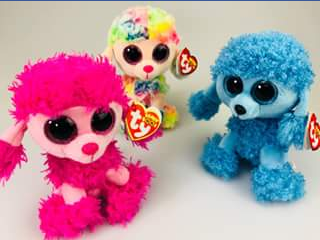 Ty beanie boo collectors – Win a Set of Three Beanie Poodles