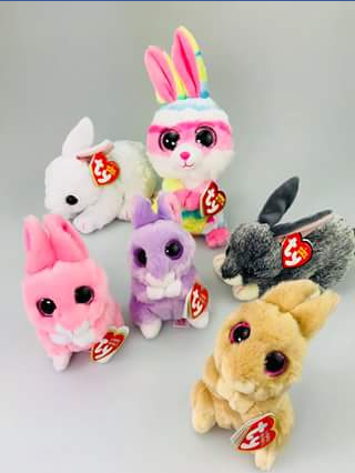 d73d13c3eb2 Ty beanie boo collectors – Win this Set of Cute and New Bunn ...