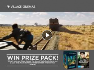 Village cinemas – Win an Awesome Maze Runner
