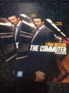 Wangaratta Cinema Centre – Win One of The 2 Double Passes to Give Away to The Commuter