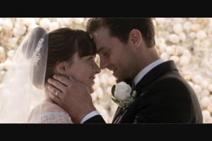 Weekend Edition Gold Coast – Win One of Ten Double Passes to See Fifty Shades Freed