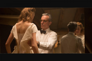 Weekend Edition Gold Coast – Win One of Ten Double Passes to See Phantom Thread