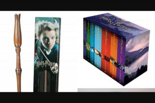 Win a Harry Potter Box Set