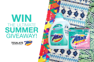 Biozet Attack – Win 1 of 3 Ultimate Summer prize packs