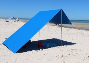 Caravan and Camping SA – Win a Deluxe Canvas Beach Shade