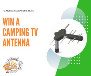 Caravan and Camping SA – Win an Australian made Camping TV antenna valued at over $284