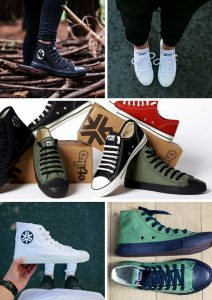 Etiko Fairtrade – Win a pair of sneakers from Australia's most ethical fashion brand