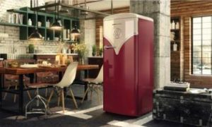 Gorenje Australia – Win a prize pack of a Gorenje Retro Special Edition fridge & 2 Sunnylife Australia Luxe Lie on Daisy