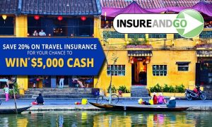 Groupon Australia – Insureandgo – Win $5,000 cash