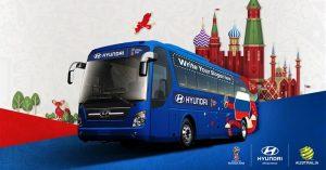Hyundai Australia – Win a trip to the 2018 FIFA World Cup in Russia