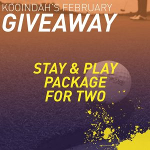 Kooindah Waters – Win a Stay & Play package for 2