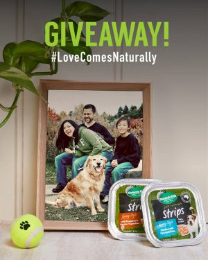 Nature's Gift – Win 1 of 2 prizes