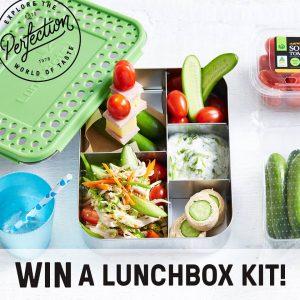 Perfection Fresh Australia – Win 1 of 10 lunchbox sets