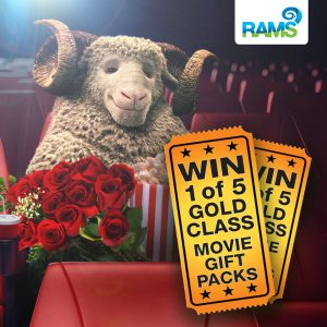 RAMS Home Loans – Win 1 of 5 Event Cinemas Gold Class Gift packs