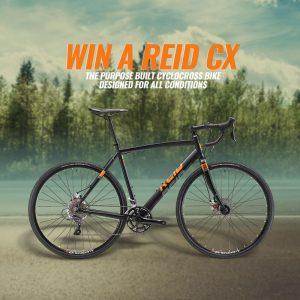 Reid Cycles – Win a new Reid CX valued at $699