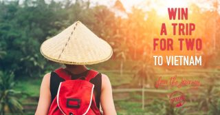 Roll'd Vietnamese Food – Win a trip for 2 to Vietnam