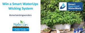 Smart Approved WaterMark – Win 1 of 3 WaterUps Wicking systems valued at $137 each