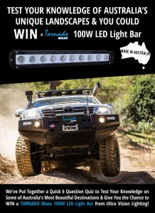 Ultra Vision Lighting – Win a Tornado Maxx 100W LED Lightbar from Ultra Vision