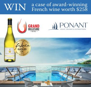 Wildiaries – Win a case of award-winning French wine valued at $258