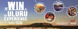 Wine Selectors – Win an Uluru Experience for 2 valued at $5,300