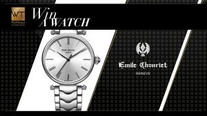 WorldTempus – Win an Emile Chouriet Alchimie watch valued at CHF 1,080