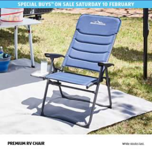 Aldi Australia – Win a Portable Washing Machine & Premium Camping Chairs