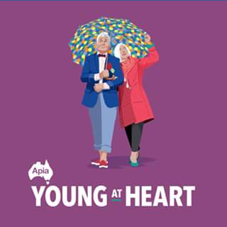Apia Young at Heart – Win a Double Pass to Our Our Opening Day Event