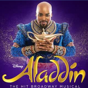 Arndale Shopping Centre – Win Two Tickets to Aladdin