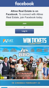Attree Real Estate – Win 1 of 5 Double Passes to See The Bbq