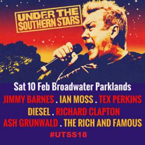 Australia Fair Shopping Centre – Win Tickets to Under The Southern Stars