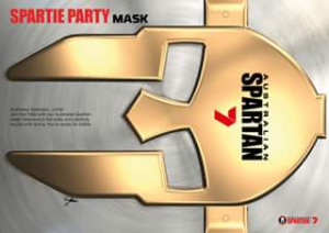Australian Spartan – Win a Party Pack