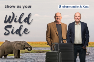 3AW – Win The Daily Prize – brand New Antler Luggage to Get You Halfway to Africa