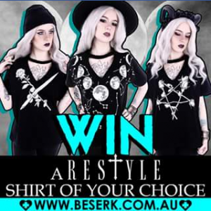 BeserkWIN a Restyle shirt of your choice EARLY CLOSE – Win a Restyle Shirt of Your Choice From Wwwbeserk