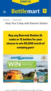 Bottlemart-SipnSave – Win a Prize (prize valued at $3,000)