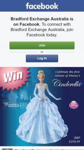 Bradford Exchange – Win Cinderella Sparkling Beauty Collector Doll