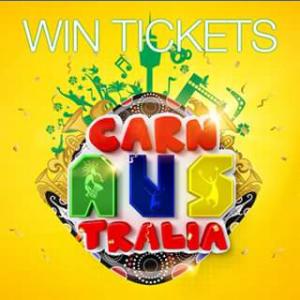 Brisbane Showgrounds – Win 1 of 2 Double Passes to Carnaustralia Worth $90.