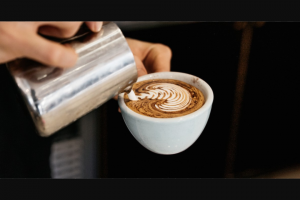 Broadsheet – Win Free Coffee Every Day for a Year Adelaide (prize valued at $1,825)