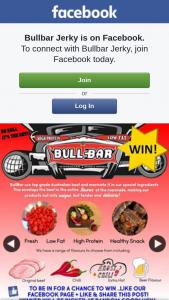 BullBar Jerky FB – Competition