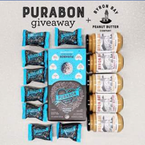 Byron Bay Peanut Butter – Win a Pack of Protein Balls and Peanut Butter