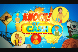 Channel 9 – Today Show – Win 1/5 $10000 Cash (prize valued at $50,000)