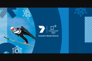 Channel 7 – Winter Olympics – Win a Toyota Competition Terms and Conditions (prize valued at $45,830)