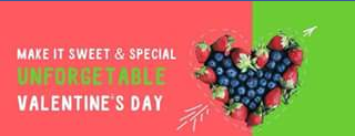 Charlie's Fruit Market – Win Tickets for Two to Charlie's Rawsome Event on Valentine's Day (prize valued at $190)