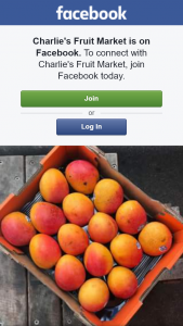 Charlie's Fruit Market – Win Tray of Calypso Mangoes Must Collect