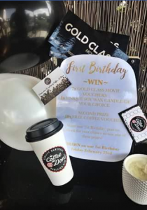 Coffee at Dons – Competition
