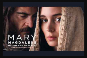 Community News – Win 1 of 20 Double In-Season Passes to See Mary Magdalene (prize valued at $42)