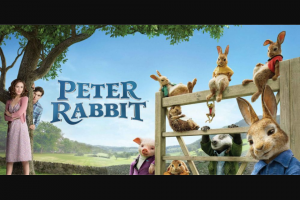 Community News – Win 1 of 10 Family Passes to Peter Rabbit